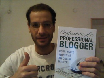 Buy Confessions of a Professional Blogger
