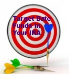 Target date funds in IRA account